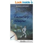 Featured Children's Book: The Cemetery Sleeper by Susan Griner