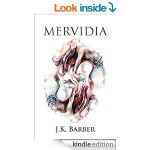 Featured Fantasy Book: Mervidia by J.K. Barber