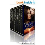 Featured Box Set: Crave: Tales of Vampire Romance Boxed Set
