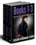 Featured Book: The Mia Kazmaroff Mysteries:  Books 1-3 by Susan Kiernan-Lewis