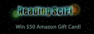 Science Fiction Book Holiday Gift Guide and Amazon Gift Card Giveaway