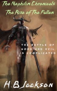 Featured Book: The Nephilim Chronicles: The Rise of the fallen by HB Jackson