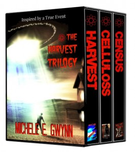The Harvest Trilogy (Anthology) by Michele E. Gwynn