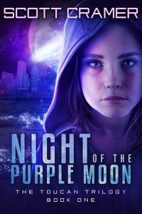 Featured Book: Night of the Purple Moon by Scott Cramer