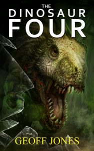 Featured Book: The Dinosaur Four by Geoff Jones