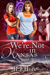 Featured Book: We're Not in Kansas by R.J.Hore