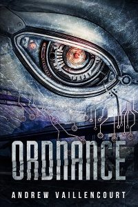 Featured Book: Ordnance by Andrew Vaillencourt