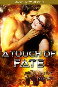 Featured Book: A Touch of Fate by Aidy Award
