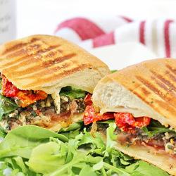 Prosciutto Panini Sandwich recipe