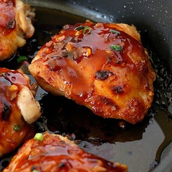 Chicken recipe.