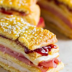 Sandwich recipe Monte Cristo