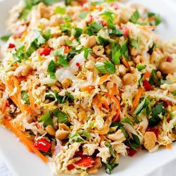 Thai Chicken Salad Recipe Healthy
