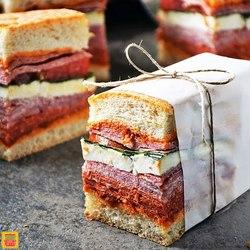 Italian Pressed Sandwich Recipe