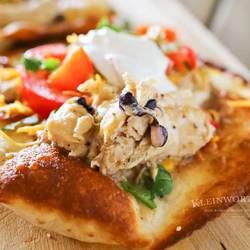 Salsa Verde Tostadas Recipe