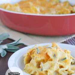 Butternut Bowties Recipe Pasta