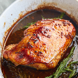 Roasted Marinated Turkey Breast Recipe