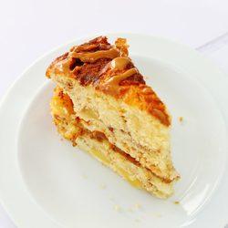 Cinnamon and Apple Caramel Cake Recipe