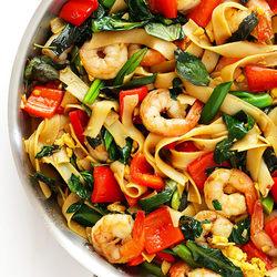Drunken Noodles (Pad Kee Mao) Recipe