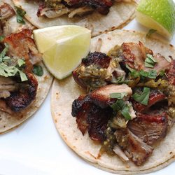 Carnitas for Tacos Sous vide Recipe