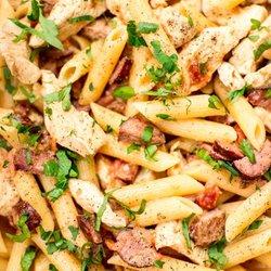 Chicken and Chorizo Pasta Recipe