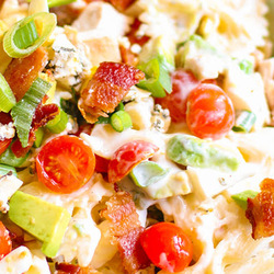 Cobb Pasta Salad Recipe