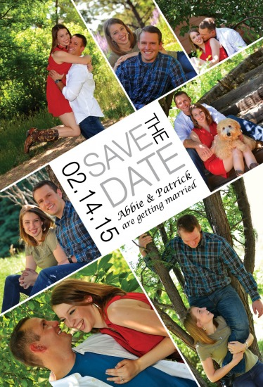 Save the Date and Thank You cards
