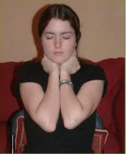 Reiki Self Healing Throat Chakra