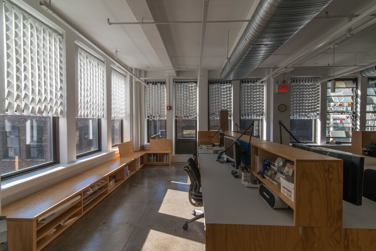 Architecture Bureau New York : Studios architecture new york