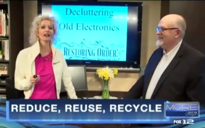 Recycling Old Electronics