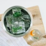 herb ice cubes RO and Co Events Krista Mason Photography 07