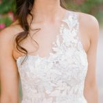 wedding dress Mira Zwillinger gown RO & Co. Events Destination Wedding Planner