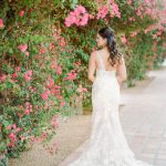 wedding dress Mira Zwillinger gown RO & Co. Events Destination Wedding Planner