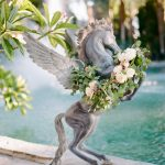 wedding flowers Oak and the Owl Empire Polo Club RO & Co. Events Destination Wedding Planner