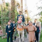 Wedding Baraat Empire Polo Club RO & Co. Events Destination Wedding Planner