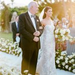 Wedding Ceremony father of the bride RO & Co. Events Destination Wedding Planner