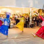 Fusion wedding bhangra Empire Polo Club RO & Co. Events Destination Wedding Planner