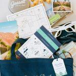 wedding welcome bag RO & Co. Events Destination Wedding Planner