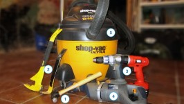 Five essential diy renovation tools