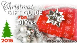 Christmas gift guide for DIYers 2015