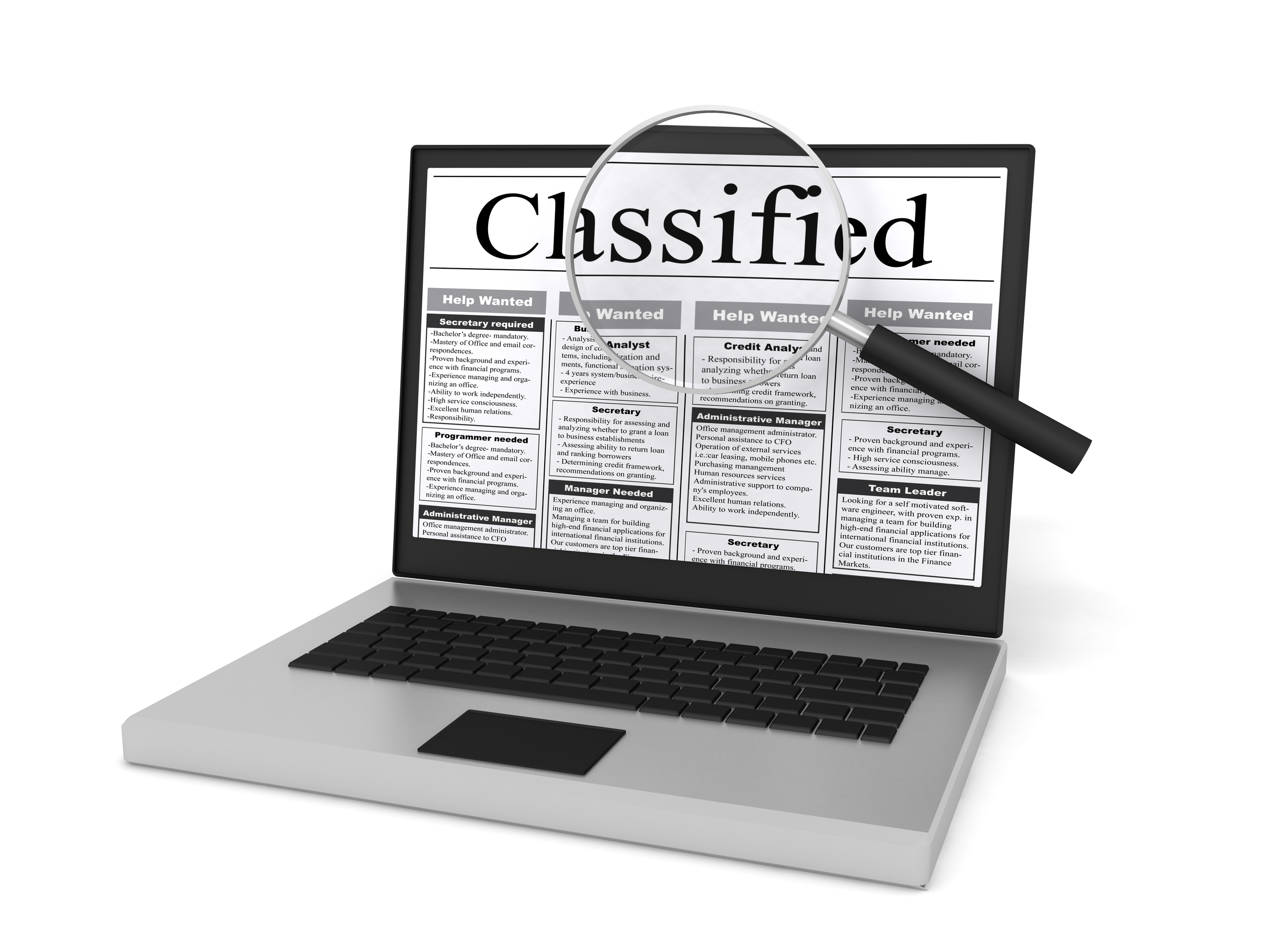 Classified ads online dating
