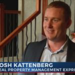 Josh Kattenberg of Real Property Management Express Featured In Local News Story