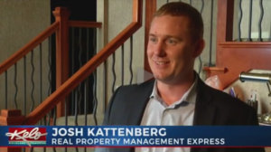 Josh Kattenberg real property management express