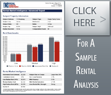 Free Rental Property Market Analysis