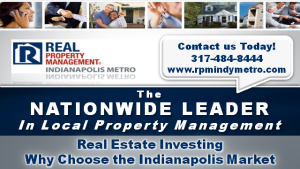Real Estate Investing - Why Choose Indianapolis