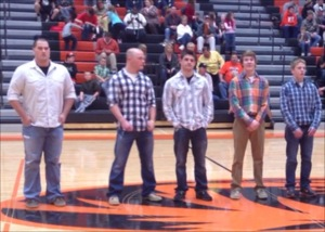 Top Ten Stories – #7 – Tiger Wrestling's Historic Season