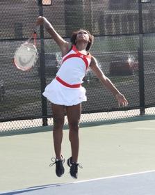 Tennis  Girls vs Nixa 087