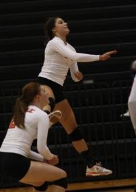 Volleyball  Varsity vs Willard 39