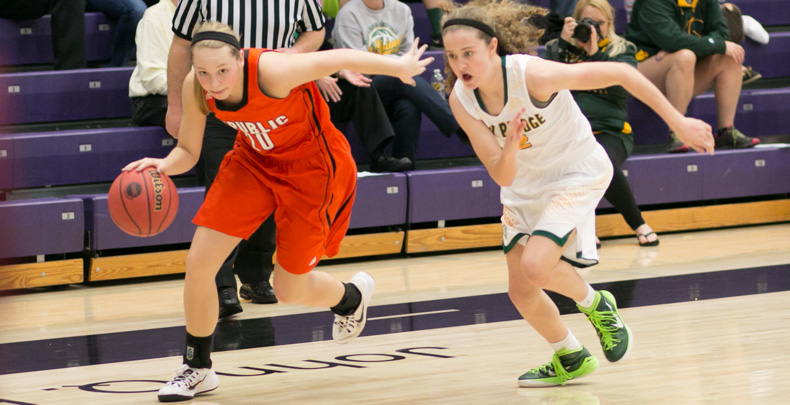 """Buzzsaw"" Bruins End Lady Tigers' Season In Quarterfinals"
