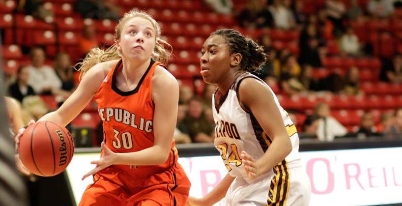 """Somebody's Got To Step Up:"" Stanfield Leads Republic Into Quarters"