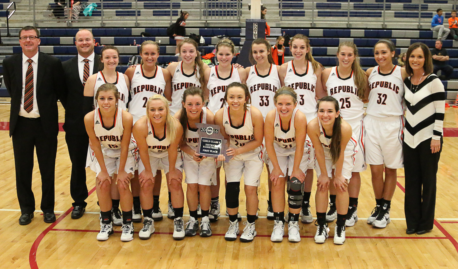 District Domination: Republic Whips Nixa To Win Title
